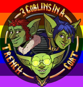 3 Goblins in a Trenchcoat Podcast podcast - Free on The