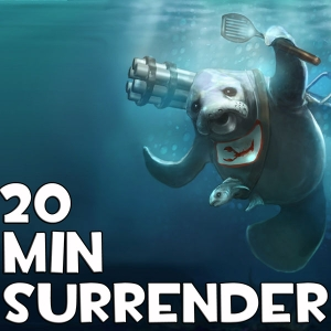 20 Minute Surrender – A League of Legends Podcast by ManaTank.com
