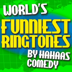 ! World's Funniest Ringtones for iPhone & iPad by Hahaas Comedy Ringtones by Hahaas Comedy Ringtones