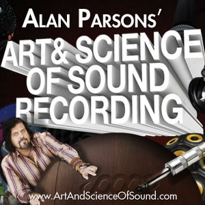 Alan Parsons' Art & Science of Sound Recording on iTunes by Keyfax NewMedia