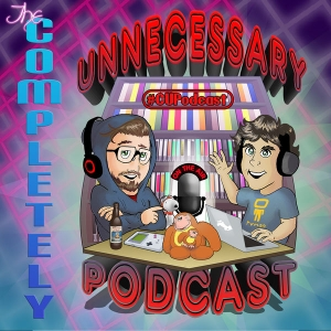 Completely Unnecessary Podcast by Pat Contri, Ian Ferguson