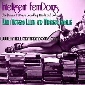 Intelligent Femdoms: Kink Therapy by Isabelle and Lillith
