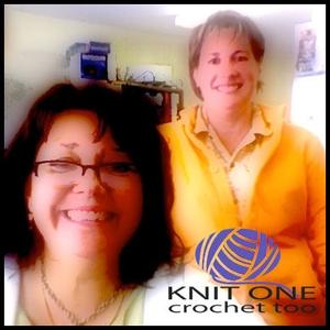Knit One, Crochet Too by Helene Rush