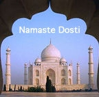 Namaste Dosti - The Learn Hindi Podcast by noreply@blogger.com (The Learn Hindi Podcast)