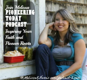 Pioneering Today with Melissa K. Norris by Melissa K. Norris