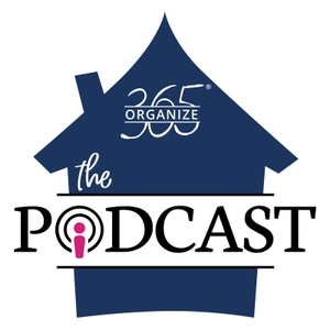 Organize 365 Podcast by Lisa Woodruff
