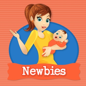 Newbies: New Moms, New Babies by New Mommy Media
