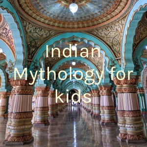 Indian Mythology for kids by Harish Sharma
