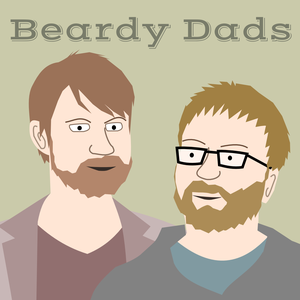 Beardy Dads by @rooreynolds and @knolleary
