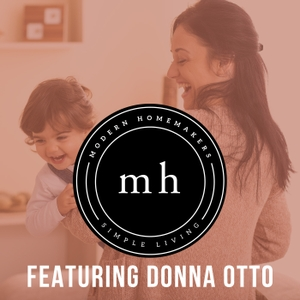 Modern Homemakers by Donna Otto