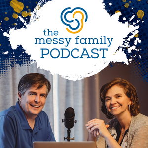 Messy Family Podcast : Catholic conversations on marriage and family by Mike and Alicia Hernon : Catholic Marriage Parent and Family