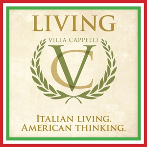 Living Villa Cappelli by Paul Cappelli & Steven Crutchfield, discussing all things Italian: food, cu