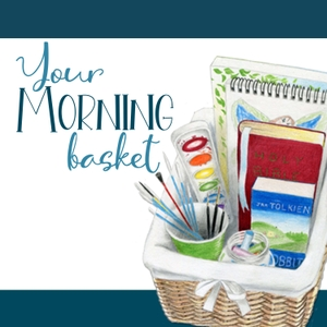 Your Morning Basket by Pam Barnhill