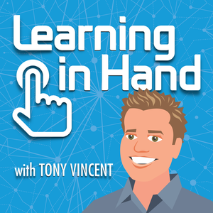 Learning in Hand by Tony Vincent