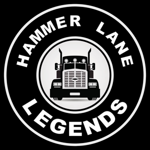 Hammer Lane Legends by Merkel Media