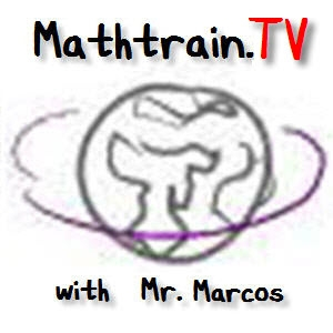 Mathtrain.TV Podcast by Eric Marcos