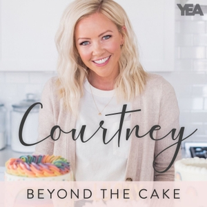 Courtney: Beyond the Cake by Courtney Rich