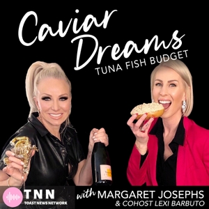 Caviar Dreams, Tuna Fish Budget with Margaret Josephs by Toast News Network