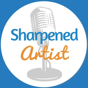 Colored Pencil podcast by Sharpened Artist