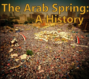 Arab Spring: A History by Jamie Redfern