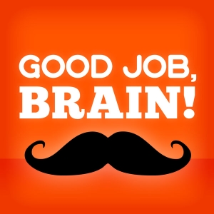 Good Job, Brain! by GoodJobBrain.com