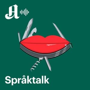 Språktalk by Aftenposten
