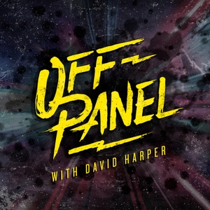 Off Panel: A Comics Interview Podcast by SKTCHD