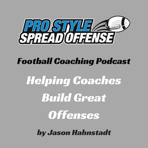 Pro Style Spread Offense by Jason Hahnstadt