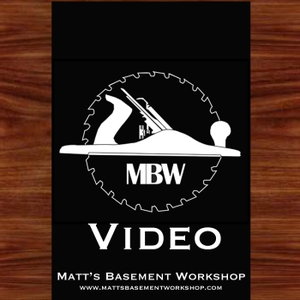Matt's Basement Workshop Video Feed