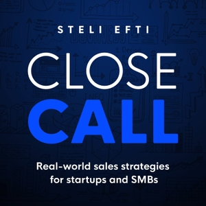SalesFuel: The Revenue Acceleration Show by Steli Efti from Close