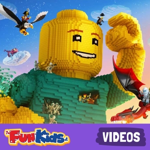 LEGO Worlds on Fun Kids by Fun Kids