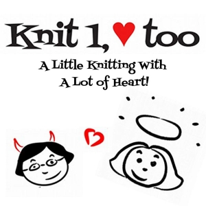 Knit1,HeartToo by Sheila and Wendy