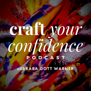 Power Purls Podcast - Empower your creativity from the inside out by Kara Gott Warner
