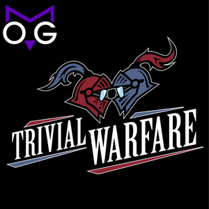 Trivial Warfare Trivia by Jonathan Oakes