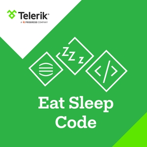 Eat Sleep Code Podcast by Telerik