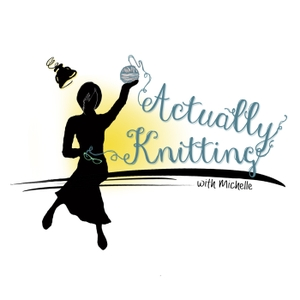 Actually Knitting by Michelle Fleshman