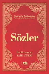 Risale-i Nur Külliyati-Sözler by Risale-i Nur