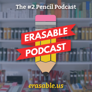 The Erasable Podcast by Tim, Johnny and Andy