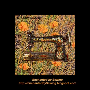 Enchanted By Sewing by Laurel Shimer