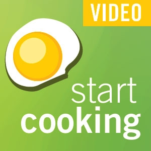 Start Cooking by Kathy Maister