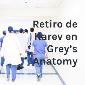 Retiro de Karev en Grey's Anatomy by Diana Lopez