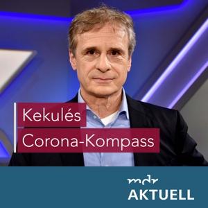 Kekulés Corona-Kompass von MDR AKTUELL by Mitteldeutscher Rundfunk