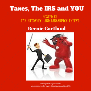 Taxes, The IRS and You by Jeff Harrison