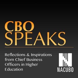 CBO Speaks by NACUBO Distance Learning