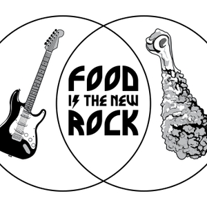 Food is the New Rock by Zach Brooks
