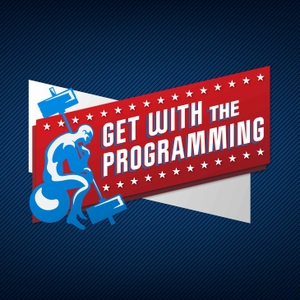 Get With The Programming by Chase Ingraham