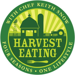 Harvest Eating Podcast-Plant Based Vegan Recipes by chef keith snow