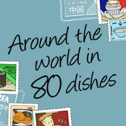 Around the World in 80 Dishes by Epicurious.com