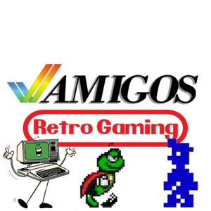 Amigos Retro Gaming Network - Amigos: Everything Amiga / ARG Presents / Sprite Castle / Pixel Gaiden by Amigos Retro Gaming