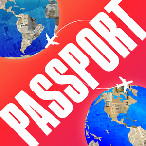Passport by Frequency Machine